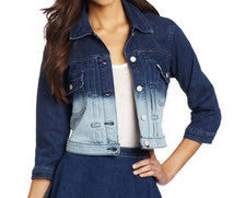 Levi's Denim Jacket Two Tone 772750001