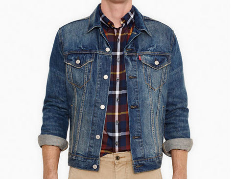 Levi's Denim The Trucker Jacket 72334-0021