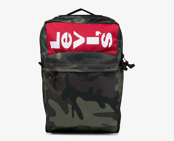 Levi's L Backpack Printed Camo 38004 0133 Famous Rock Shop Newcastle, 2300 NSW. Australia. 1