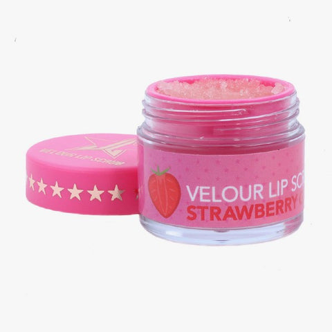 Jeffree Star Strawberry Lip Scrub