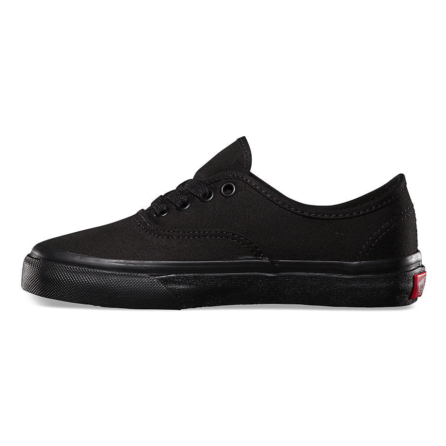 daaab457555 Famous Rock · Vans Authentic Black  Black Youth Kids Sizes Youth 11-4.