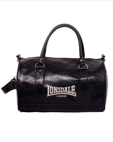 Lonsdale Boxer Bag Black LB23613