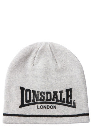 Lonsdale Youth Conroy Beanie Grey