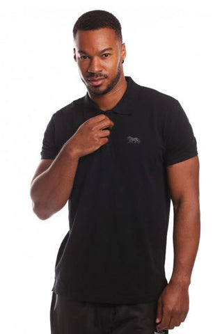 Lonsdale Eric Polo Black