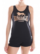 Lonsdale London Alice Black Gold
