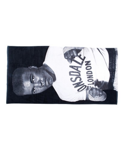 Lonsdale London Brampton Iconic Ali Beach Towel LA650TW