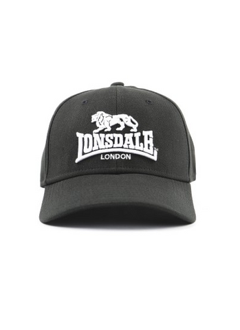 Lonsdale London Brixton Hat Black LE605C