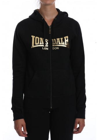 Lonsdale London Charlotte Black Gold LWE462ZH