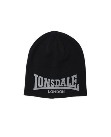 Lonsdale London Everett Black/Coal Marle LA12802B