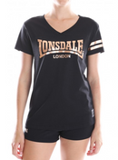 Lonsdale London Georgina Black/Gold