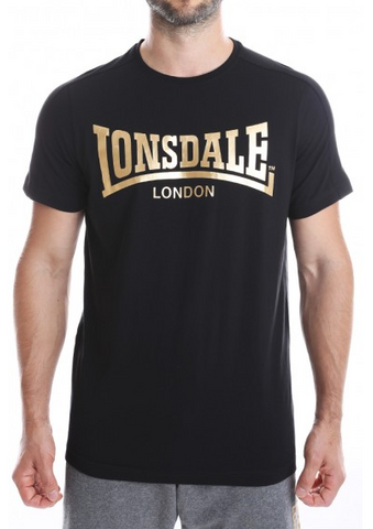 Lonsdale London Horton Black/Gold LE533T