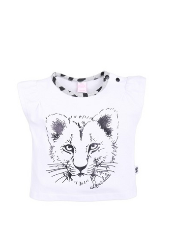 Lonsdale London Jemma T-Shirt White BG11601T