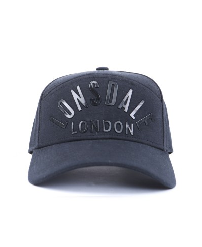 28923205dfd2 Lonsdale London Loring Cap Black LA11550C – Famous Rock Shop