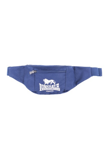Lonsdale London Parson Waist Bum Bag Navy LBE709
