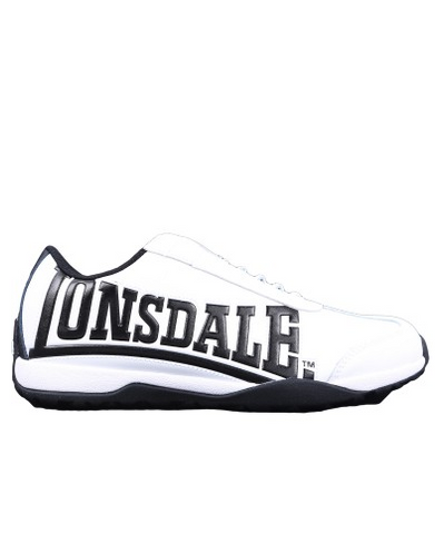 Lonsdale London Profile White/Black LSA966