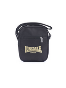 Lonsdale London Sterchel Satchel Back Black Gold LBE70 Famous Rock Shop Newcastle 2300 NSW Australia