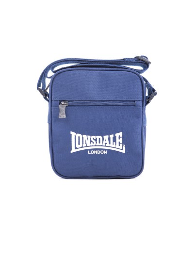 de6c9352452b Lonsdale London Sterling Satchel Bag Navy White LBE708 – Famous Rock ...