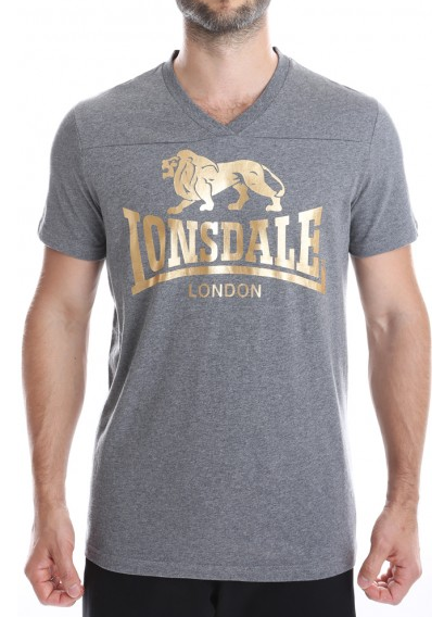 Lonsdale London Warren Steel Marle/Gold LE532T