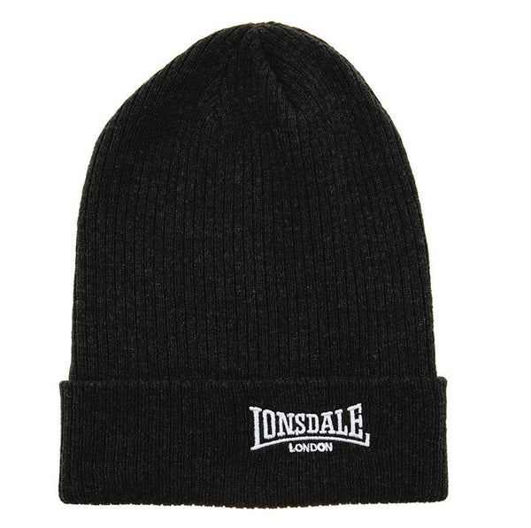 Lonsdale London Swithin Beanie Black Marle