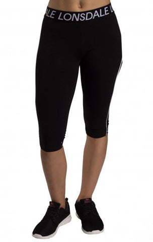 Lonsdale London Tracey Tights Black