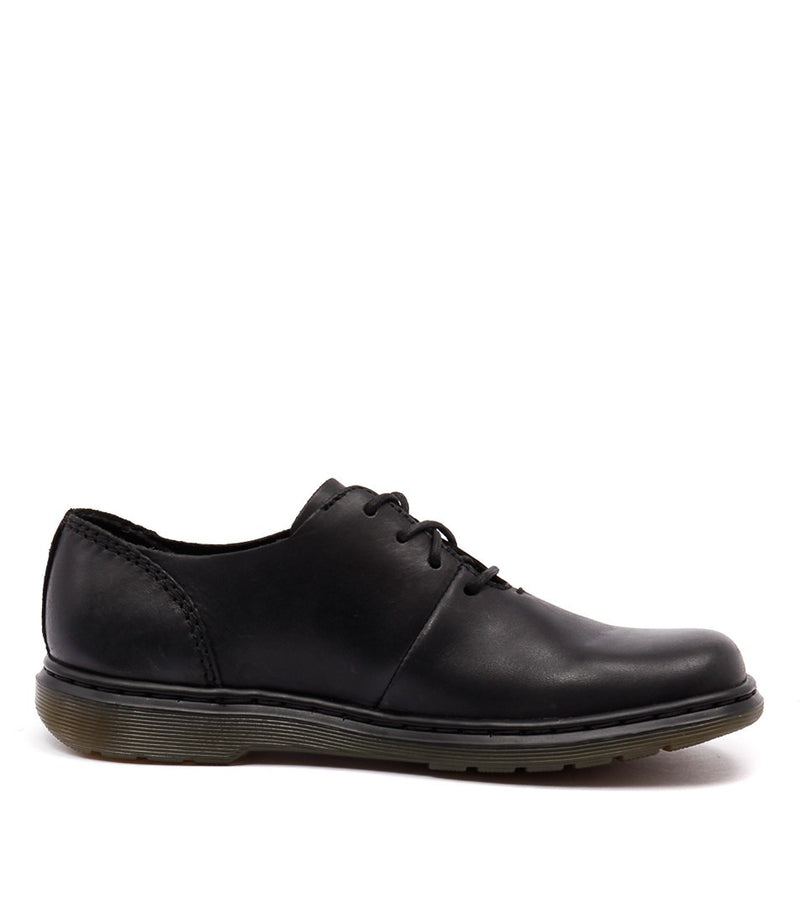 Dr Martens Lorrie Black Polished Oily Illusion 20363001