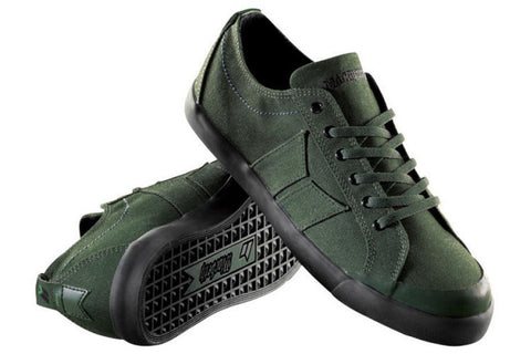 Macbeth Eliot Military Black/Classic All Canvas