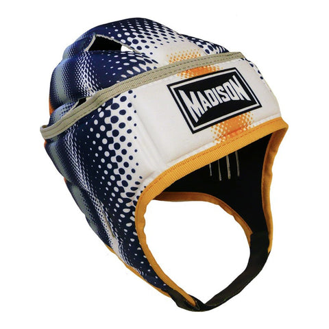 Madison Sport Johnathan Thurston Autographed Headguard