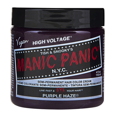 Manic Panic Semi-Perm Hair Color - Purple Haze Classic Creme