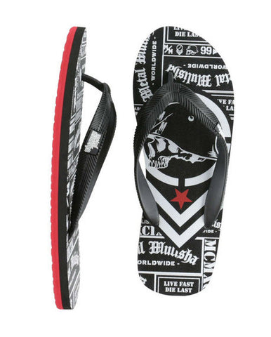 Metal Mulisha On Point Sandal Black M15584104