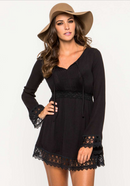 Metal Mulisha Wednesday Dress Black M65716307