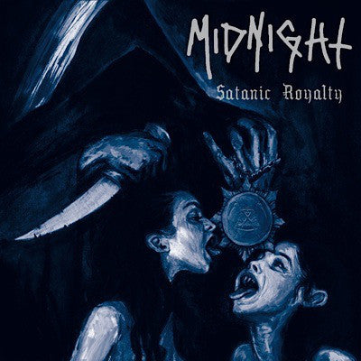 Midnight ‎– Satanic Royalty Vinyl