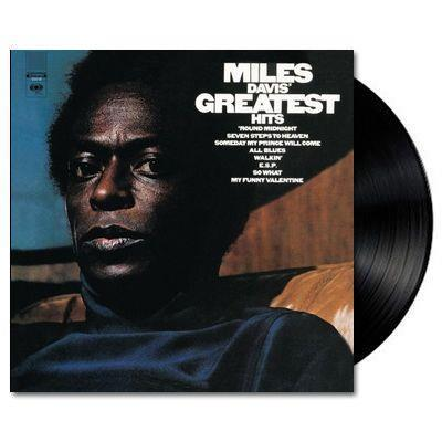 Miles Davis Greatest Hits 1969 Vinyl LP