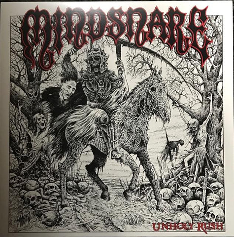 Mindsnare - Unholy Rush (Coloured LP) Vinyl RES143B1