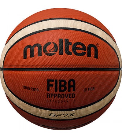 Molten BGF6X Premium Composite Leather Basketball - Size 6