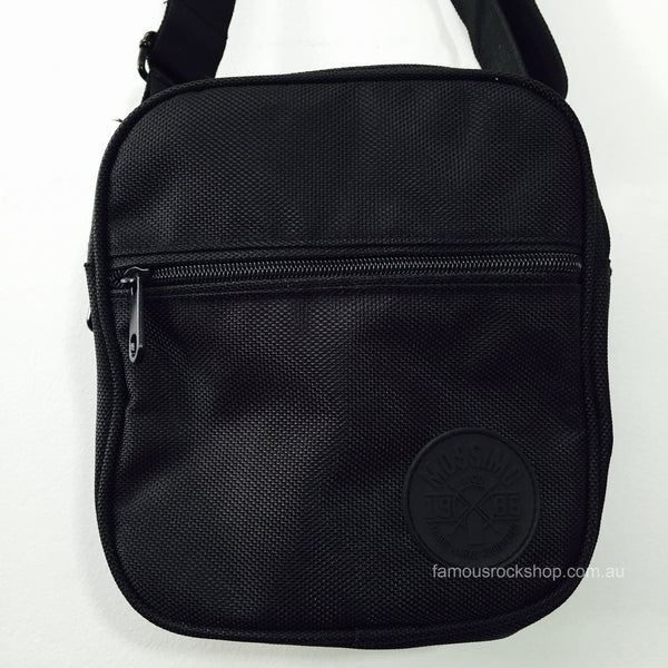 Mossimo Canvas Duffle Black Bag