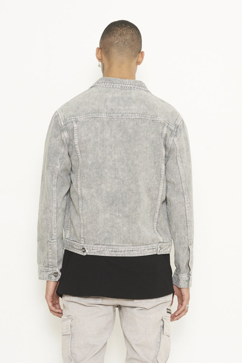 Nana Judy The Astor Jacket Grey Pigment