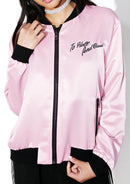 Nana Judy Born to be Wild Jacket Pink
