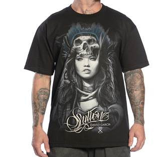 Sullen Natural Beauty Men's T-Shirt - Black