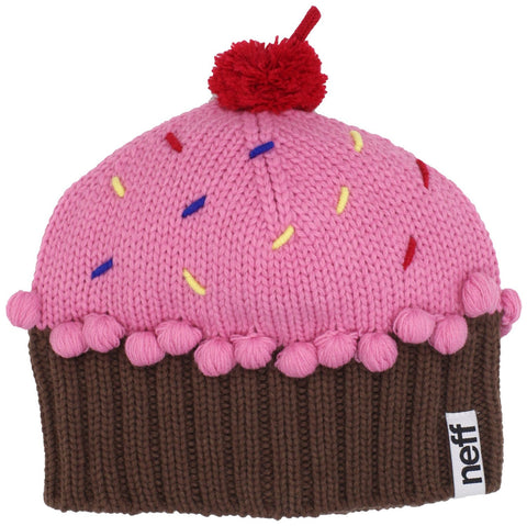 Neff Cupcake Strawberry Beanie