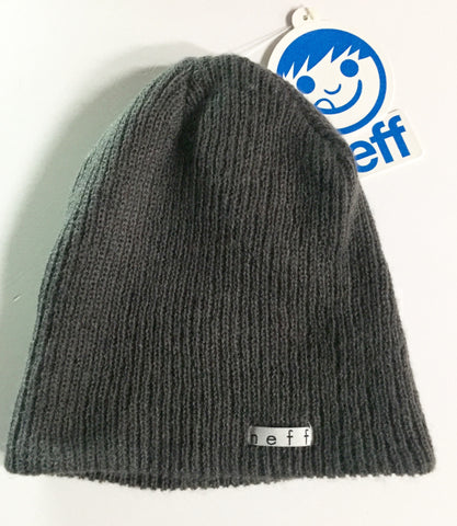 Neff Daily Beanie Charcoal