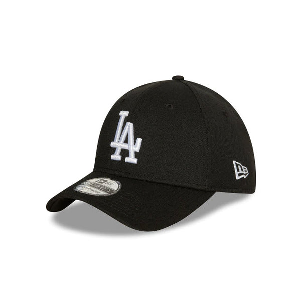 New Era Los Angeles Dodgers Black 39THIRTY Fitted Cap 70237695 Famous Rock Shop Newcastle, 2300 NSW. Australia. 1