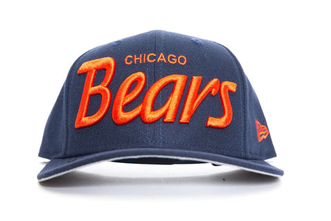 New Era 950 OnField Chicago Bears Precurved Snapback Navy Orange 11585740 Famous Rock Shop Newcastle, 2300 NSW. Australia. 1