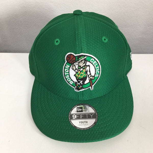 New Era 9Fifty 12157807 Youth Adjustable Snapback Boston Celtics Green KID950 BOSCEL