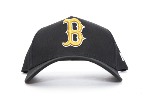 New Era 9Forty AFrame MLB Boston Red Sox Black Gold Snapback Cap 11587570 Famous Rock Shop Newcastle, 2300 NSW. Australia. 1