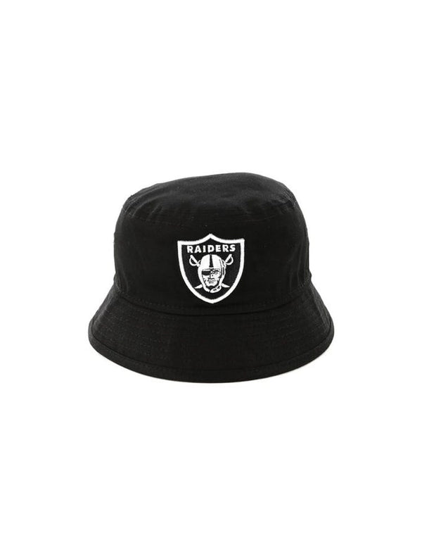 New Era Black Cap Bucket Los Angeles Raiders 12157808 Famous Rock Shop Newcastle 2300 NSW Australia