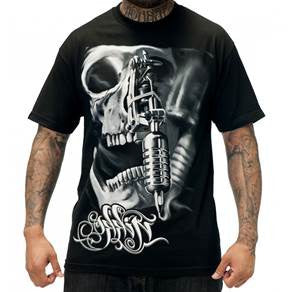 Sullen Nikko Men's T-Shirt - Black