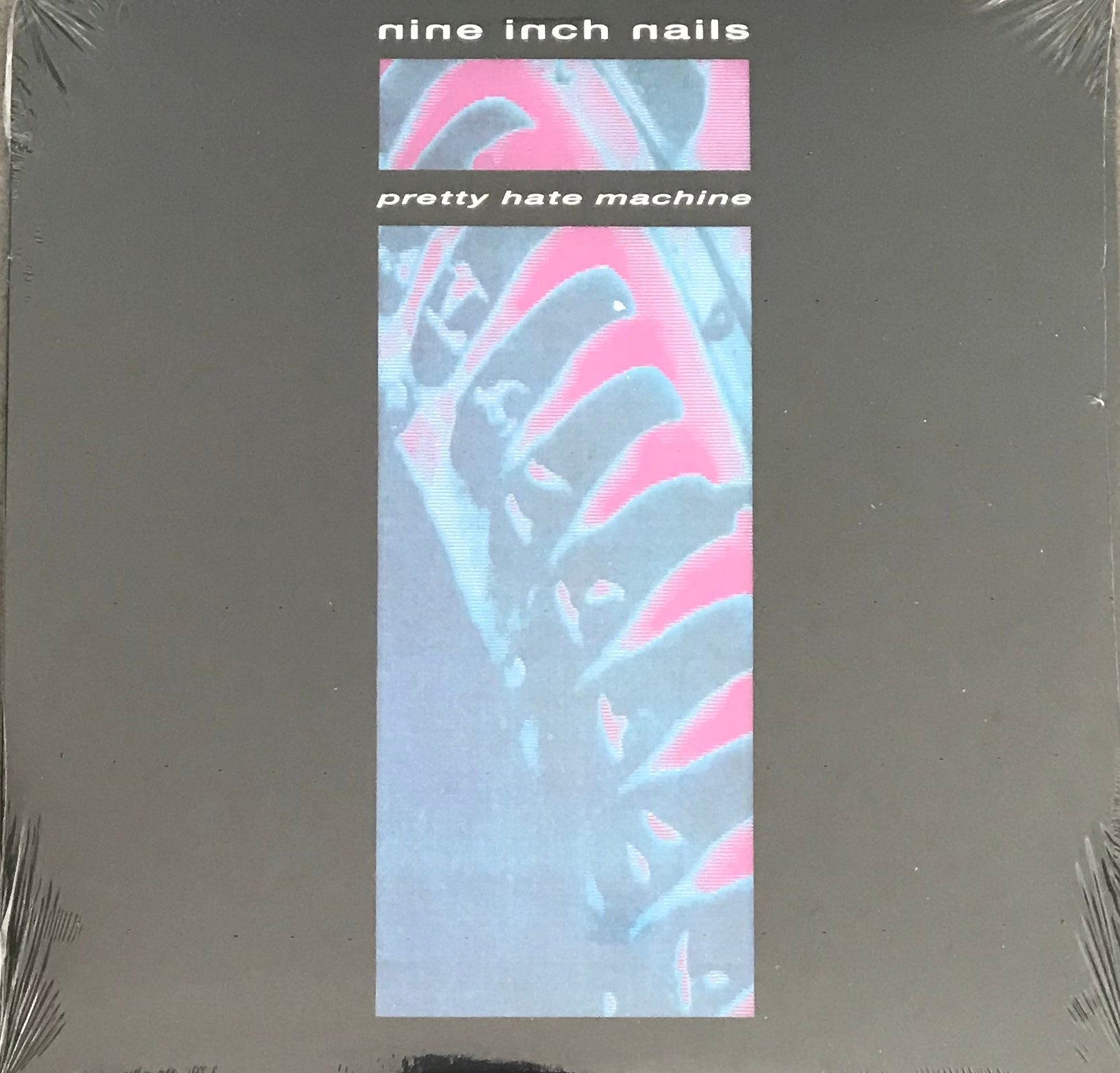 Nine Inch Nails Pretty Hate Machine Vinyl LP 1 – Famous Rock Shop