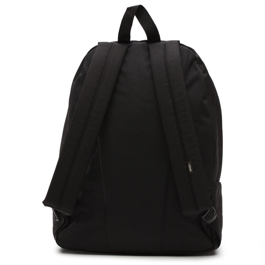 ... Old Skool II Backpack is 100% polyester and features a main  compartment