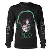 Peter Criss Long Sleeve T-Shirt Famous Rock Shop Newcastle 2300 NSW Australia