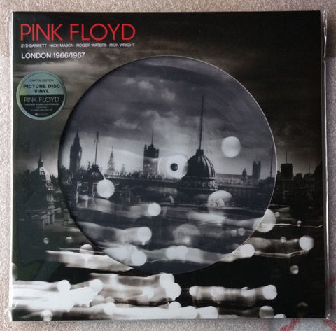 Pink Floyd ‎ London 1966/1967 Picture Disc Vinyl  Famous Rock Shop 517 Hunter Street Newcastle 2300 NSW Australia